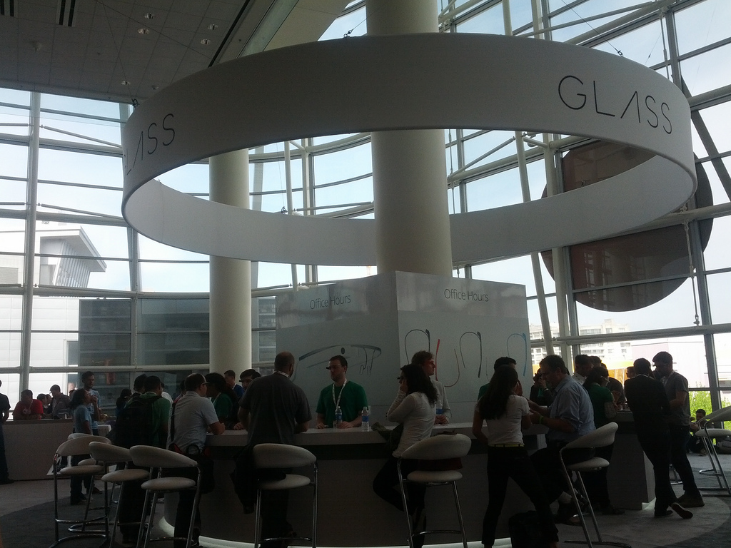 Google IO Glass Office Hours - By Fumi